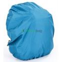 Чехол на рюкзак 30-50 л 2-сторонний черный-голубой