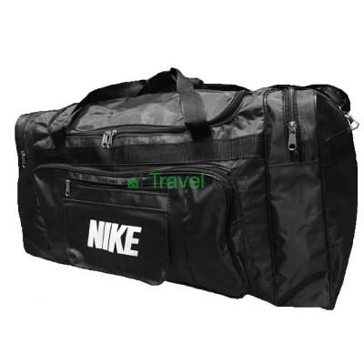 Сумка дорожная прямоугольная Nike большая 69 см черная