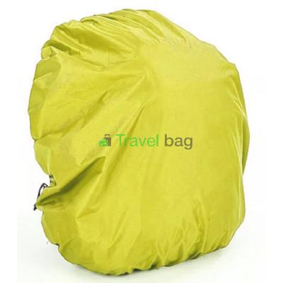 Чехол на рюкзак 30-50 л 2-сторонний черный-желтый