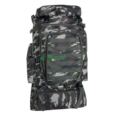 Рюкзак туристический Sports fashion 60х38х20 камуфляж