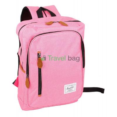 Рюкзак городской The Herschel розовый R50501