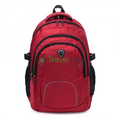 Рюкзак городской WINGS BP52 25 л красный