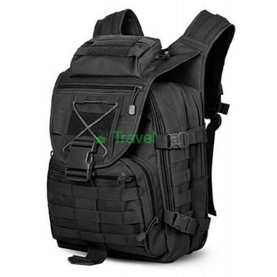 Рюкзак тактический 45 л черный