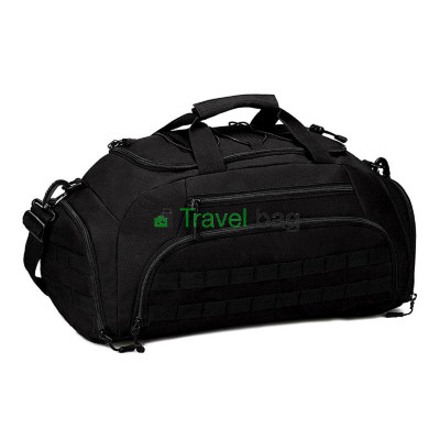 Сумка-рюкзак тактическая EASTERN 40 л черная