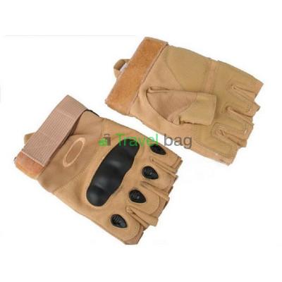 Перчатки тактические Oakley беспалые L койот
