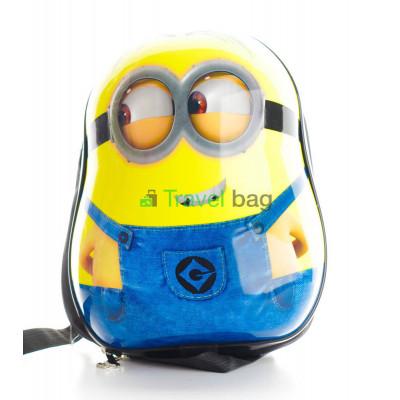 Рюкзак детский пластиковый Миньон R010116