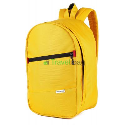 Рюкзак для ручной клади Wascobags 40х25х20 желтый