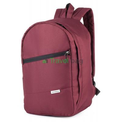 Рюкзак для ручной клади Wascobags 40х25х20 бордовый