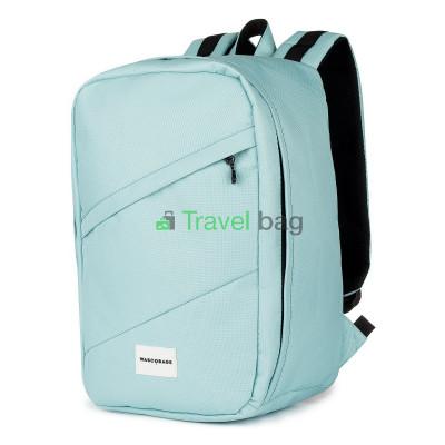 Рюкзак для ручной клади Wascobags 40х25х20 салатовый