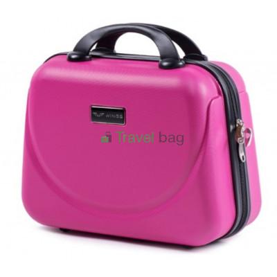 Кейс пластиковый WINGS 310 розовый